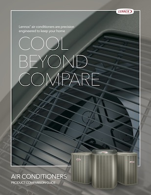 Lennox AC Comparison Brochure